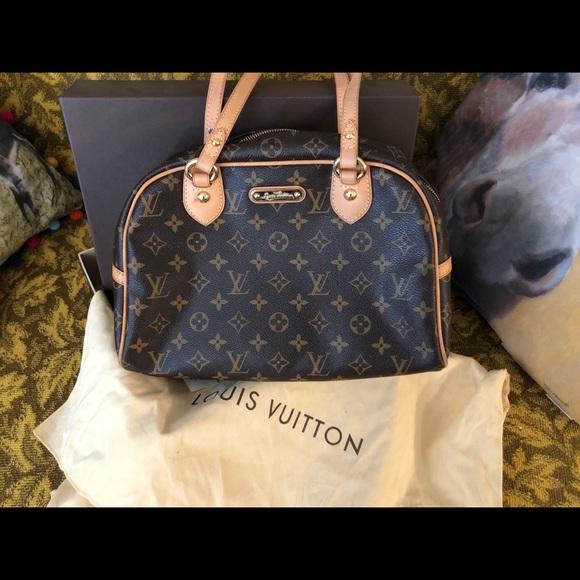 Louis Vuitton Handbags - LV Montorgueil PM